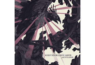 Jack Slamer - KEEP YOUR LOVE LOUD  - (Vinyl)