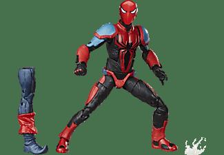HASBRO Marvel Legends Series 15 cm große Spider-Armor MK III Actionfigur Blau/Rot
