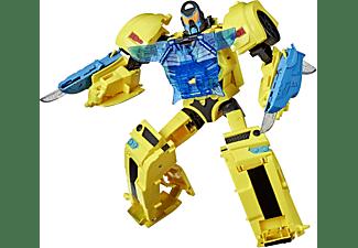 HASBRO Transformers Bumblebee Cyberverse Adventures Officer-Klasse Bumblebee Actionfigur Gelb