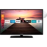 TELEFUNKEN D32 H551R1CW-D LED TV (Flat, 32 Zoll / 80 cm, HD-ready, SMART TV)