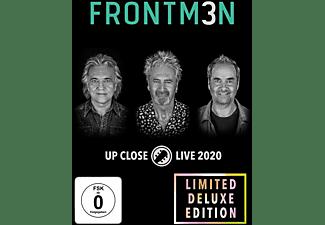 Frontm3n - UP CLOSE - LIVE 2020 (LTD. DELUXE - 2CD/2DVD/2BD)  - (CD + DVD Video)