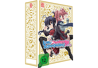 Love, Chunibyo & Other Delusions! -Heart Throb- – 2. Staffel - Gesamtausgabe DVD