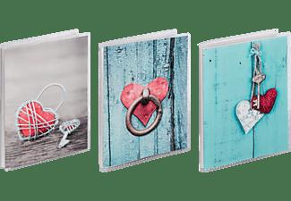 HAMA Softcover-Album Rustico, 24 Fotos, 10x15 cm