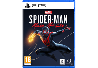 Marvel's Spiderman: Miles Morales UK/FR PS5