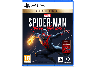 Marvel's Spiderman: Miles Morales Ultimate Edition UK/FR PS5