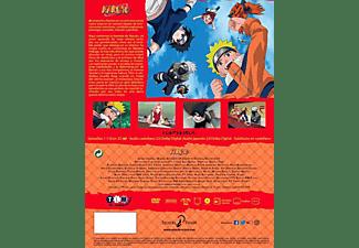 Box Naruto 1. Ep 1 al 110 - DVD