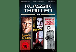 Klassik Thriller Box DVD