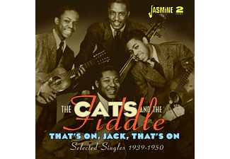 Cats, The & Fiddle, The - That's On,Jack,That's On  - (CD)
