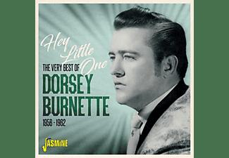 Dorsey Burnette - Very Best Of  - (CD)