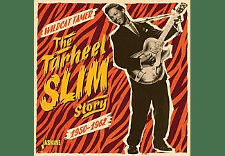 Tarheel Slim - Wildcat Tamer  - (CD)