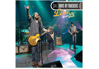 Drive-by Truckers - LIVE FROM AUSTIN TX  - (Vinyl)