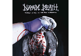 Napalm Death - Throes Of Joy In The Jaws Of Defeatism  - (Vinyl)