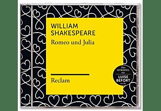 Reclam Hörbücher X Luise Befort X William Shakespe - Shakespeare: Romeo und Julia (Reclam Hörspiel)  - (CD-ROM)