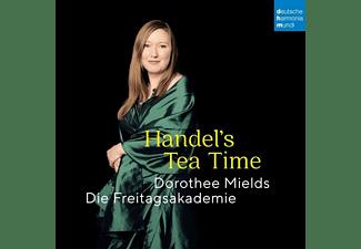 Dorothee / Die Freitagsakademie Mields - Handel's Tea Time  - (CD)
