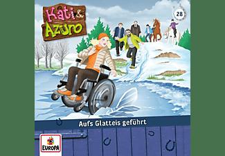 Kati & Azuro - 028/Aufs Glatteis geführt  - (CD)