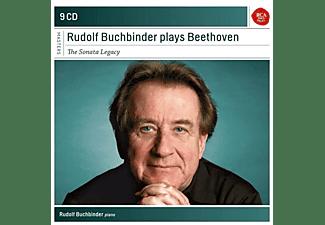 Rudolf Buchbinder - Beethoven-The Sonata Legacy  - (CD)