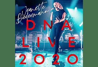 Jeanette Biedermann - DNA LIVE 2020  - (CD)