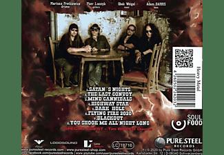 Kat - Last Convoy  - (CD)