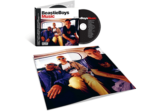 Beastie Boys - BEASTIE BOYS MUSIC  - (CD)