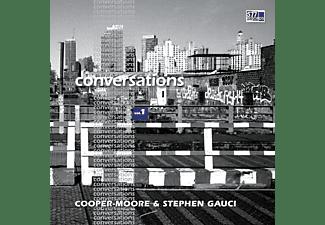 Cooper-moore & Stephen Gauci - CONVERSATIONS 1  - (Vinyl)