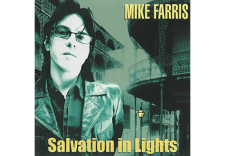 Mike Farris - Salvation In Lights  - (CD)