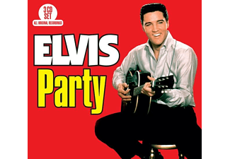 Elvis Presley - Elvis Party  - (CD)