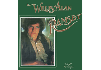 Willis Alan Ramsey - Willis Alan Ramsey  - (CD)