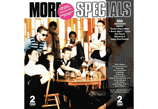 The Specials - MORE SPECIALS(40TH ANNIVERSARY HALF-SPEED MASTER E  - (Vinyl)