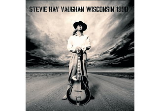 Stevie Ray Vaughan - Wisconsin 1990 (2CD-Digipak)  - (CD)