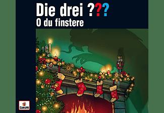 Die Drei ??? - ADVENTSKALENDER-O DU FINSTERE  - (Vinyl)