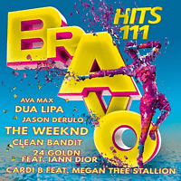 VARIOUS - Bravo Hits,Vol.111  - (CD)