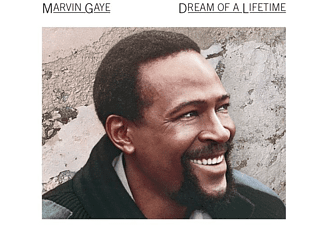 Marvin Gaye - Dream Of A Lifetime  - (CD)