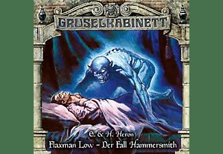 Gruselkabinett - 167/Flaxman Low-Der Fall Hammersmith  - (CD)