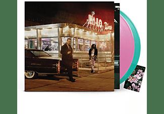 Felt (murs X Slug) - FELT 4 U (LTD.PINK & TEAL VINYL)  - (Vinyl)