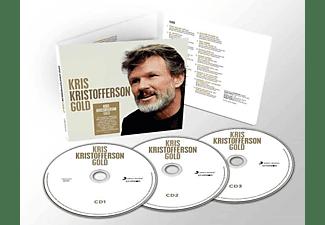 Kris Kristofferson - Gold  - (CD)