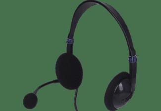 SANDBERG Saver USB, On-ear Headset Schwarz