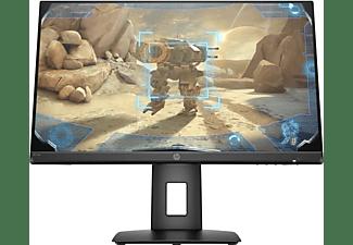 "Monitor gaming - HP 24x, 23.8"", Full HD, 1 ms, 144 Hz, Negro"
