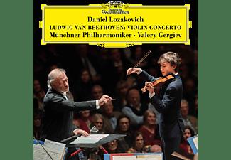 Daniel Lozakovich, Münchner Philharmoniker - Beethoven: Violin Concerto in D Major, Op. 61  - (CD)
