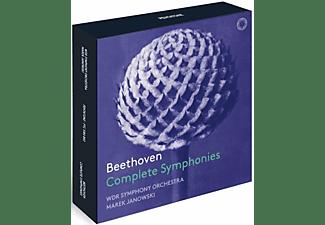 Marek/wdr Sinfonieorcheser Janowski - Complete Symphonies  - (CD)