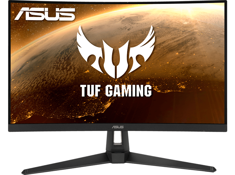 ASUS VG27VH1B 27 Zoll Full-HD Gaming Monitor 1 ms Reaktionszeit, 165 Hz
