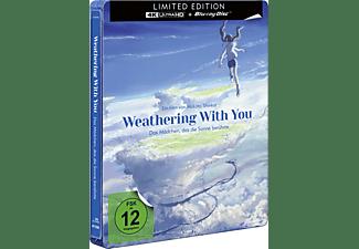 Weathering With You - Das Mädchen, das die Sonne berührte 4K Ultra HD Blu-ray + Blu-ray
