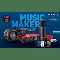 Music Maker Studio Edition 2021 - [PC]