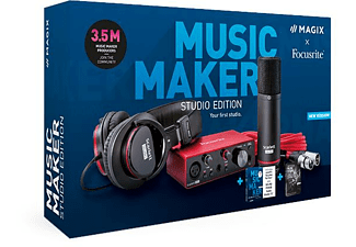 Music Maker Studio Edition 2021 inkl. Hardware - [PC]