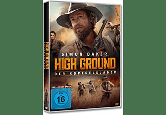 High Ground - Der Kopfgeldjäger DVD