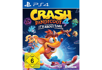 Crash Bandicoot 4: It's About Time - [PlayStation 4]