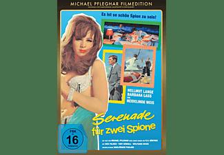 Serenade für zwei Spione DVD