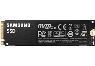SAMSUNG NVMe PCIe 4.0 SSD 980 PRO, 250 GB, SSD, intern