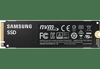 SAMSUNG 980 PRO Festplatte Retail, 500 GB SSD M.2 via NVMe, intern