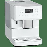 MIELE CM 6160 MilkPerfection Kaffeevollautomat Lotosweiß