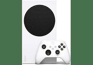 Consola - Microsoft Xbox Series S, 512 GB SSD, Blanco